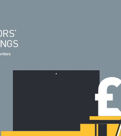 UNITED KINGDOM: SURVEY ON WRITERS' INCOME
