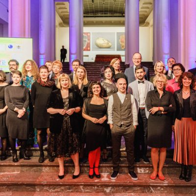 Belgium: European Union Prize for Literature Awards Ceremony