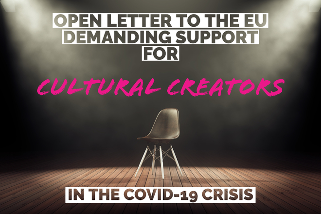 #saveEUculture: EWC signs Open Letter to Member States and Commission