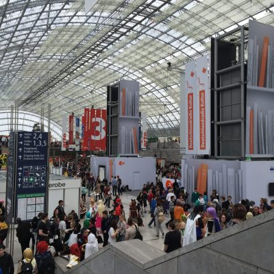 Germany: ++ BOOK FAIR LEIPZIG CANCELLED ++