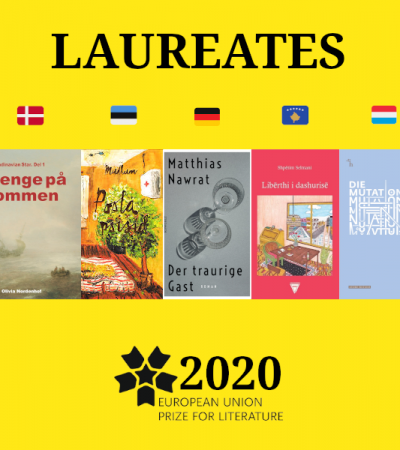 The European Union Prize for Literature moves its 2020 ceremony online!