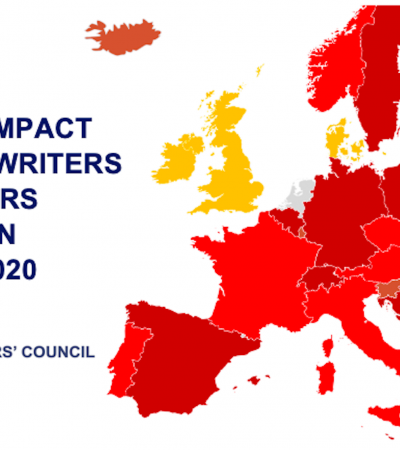 EWC Survey: The Economic Impact of COVID-19 on Writers and Translators in the European Book Sector