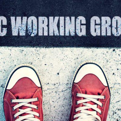 EWC WORKING GROUPS