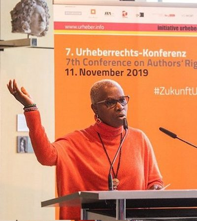 Germany: EWC at the 7th Conference on Authors' Rights