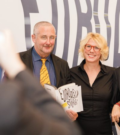 Stay up to date with the European Union Prize For Literature Newsletter