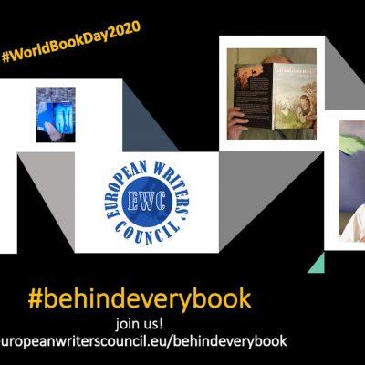 #behindeverybook