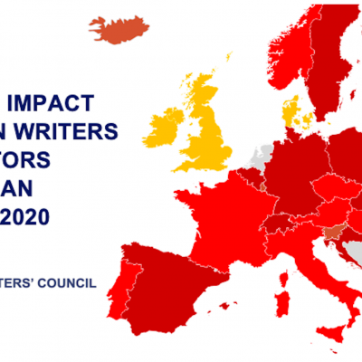 The Economic Impact of COVID-19 on Writers and Translators