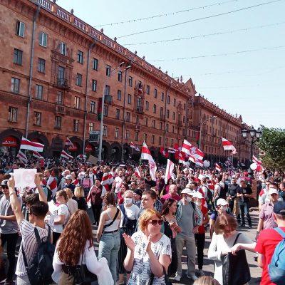 International & European Solidarity for Belarus and EWC Member The Union of Belarusian Writers (UBW)