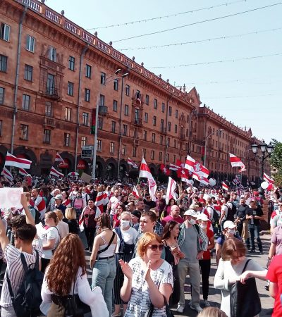 International & European Solidarity for Belarus and EWC Member The Union of Belarusian Writers (UBW)
