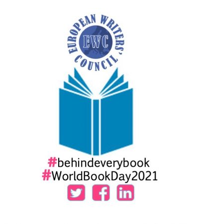 #BEHINDEVERYBOOK ON WORLD BOOK DAY 2021